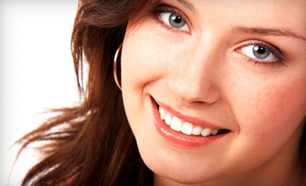 $159 for Zoom! Teeth Whitening, Cleaning, Exam & X-Rays at Radiant Smiles Las Vegas