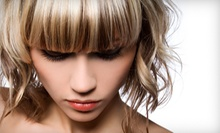 $69 for a Touch-Up Base Color and Highlights at Atlanta Hair Restoration