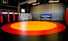 $10 for Brazilian Jiu Jitsu-No Gi Introductory Class at RiNo Sport Galleri