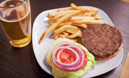 $12 for $24 Worth of Pub Fair at Coach&#x27;s Sports Bar &amp; Grill