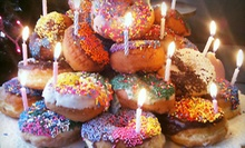 $6 for 5 Pastries or Donuts and a Beverage at Mel-O-Glaze