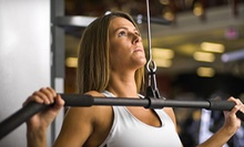 $10 for a Day Pass at Gold's Gym Totowa