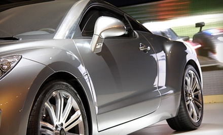 $55 for a Car Wash, Detail, Oil Change, Tire Rotation & Alignment  at South Boston Auto & Heavy Truck Repair