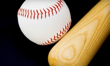 $10 for 21 Batting Cage Tokens at MVP Arena