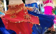 $5 for a Drop-In Beginner Belly Dance Lesson 8 p.m. at Blazing Belly Dance