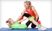 $17 for a Zumbatonic Class at 3:30 p.m. at Elite Fitness Locust Valley