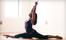 $7 for a 90-Minute Drop-In Adult Yoga Class at 9 a.m. at Harlem Yoga Studio