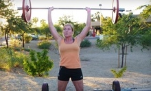 $5 for 9am 60-Minute Women's Personal Training Class at Ahwatukee CrossFit