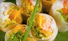 $15 for $20 at Vina Vietnamese Restaurant