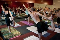 $7 for a 3pm Bikram Yoga Class at Bikram Yoga Hall Street