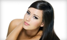 $60 for a Cut and Single Process Color or Partial Highlights at Couture Hair Studio