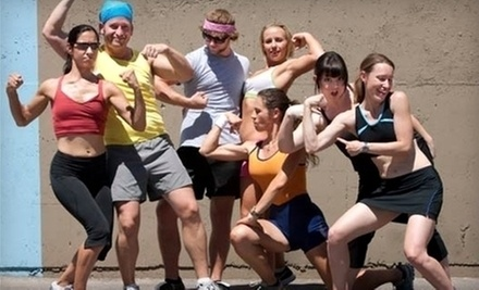$8 for 7:30am Boot Camp at Synergy Fitness Bootcamp