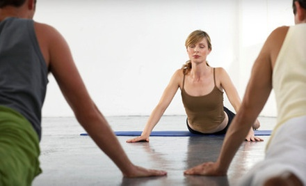 $8 for 9 AM Rusty Hinges Yoga Class at North Shore Yoga Boston