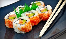 $10 for $15 Worth of Sushi at Koy