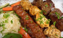 $15 for $25 Worth of Food and Drink at Istanblue Fine Turkish Food Bar &amp; Lounge