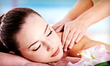 $55 for Swedish, Deep-tissue, or Shiatsu Massage and a Facial at Cinema Wellness