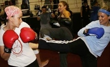 $15 for $25 at POW! Mixed Martial Arts