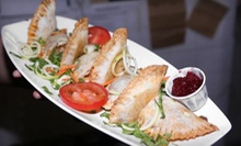 $17 for 3 Veggie Empanadas, One 8oz House tea and 5 oz Fruit at Pura Vida Bakery &amp; Bystro