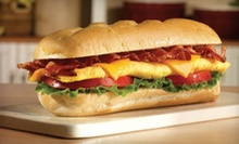 $6 for $12 at Charley's Grilled Subs - Portland