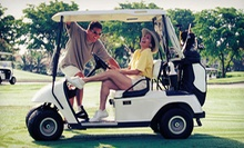 $45 for 18 Holes of Golf and Beverage for Two (Up to $95 Value)  at Browns Lake Golf Course