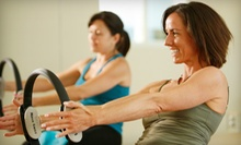 $10 for a 55-Minute Pilates Mat Class at 10:30 a.m. at Center for Health & Fitness