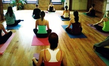 $10 for a Barre Burn Class (10:00 AM) at Indigo Studio