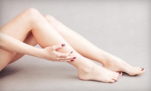 $72 for a Manicure, Pedicure & Massage at Topliner Beauty Salon for Women