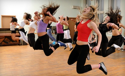 $8 for a 6 p.m. Zumba Class  at LOA Fitness for Women - Midway Road