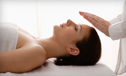 $24 for a 30 Minute Reiki Session at Reiki Harmony Center
