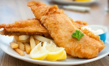 $12 for Food and Drink at Bootstrapper and Tasty Delight