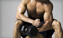$198 for a Personal Training and Nutrition Transformation Program at LifeFuelFit.com Personal Training