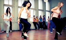 $8 for a 10 a.m. Drop-in Zumba Class at Foster Dance Studios