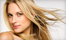 $25 for Framing Highlights at Salon enColor