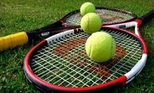 $15 for Introduction to Tennis Lesson at 7pm at MG Tennis