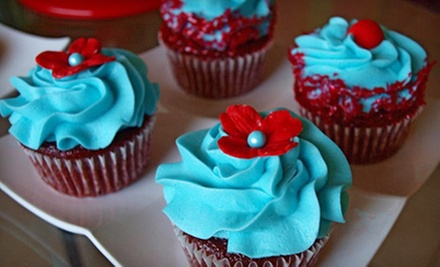 $21 for $30 Worth of Ready To-Go Cupcakes, Ice Cream, and Muffins at Enchanting Creations