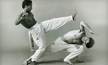 $10 for a 1:00 p.m. Brazilian Capoeira Dance Class at New York Capoeira