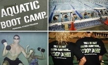$20 for an Army Diver Challenge Race at SGT. H2O's Aquatic Boot Camp