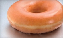 $9 for Two Dozen Original Glazed Doughnuts at Krispy Kreme