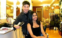 $50 for a Haircut  at Episode Salon & Spa