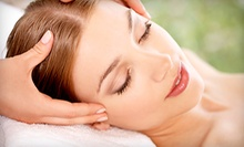 $35 for a 1 Hour Massage or a Beautiful Image Microcurrent Facial at Gold Wellness Center
