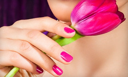 $20 for a No Chip Manicure at Salon 44 Spa