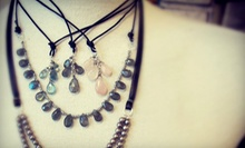 $20 for $40 Worth of Jewelry at Studio DeLucca