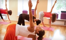 $7 for any scheduled Yoga Class at Yoga on Yamhill