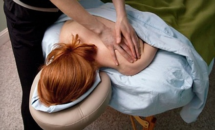 $49 for a One-Hour Deep Tissue Massage at True North Massage