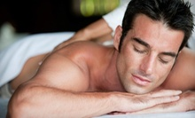 $35 for a 30-Minute Acupressure Massage with Hot Stone Therapy at First Oriental Therapy Center