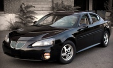 $29 for a Full Serve Car Wash, Meguiars Buff & Wax & 4 Mat Cleaning at Route 38 Auto Wash & Detail