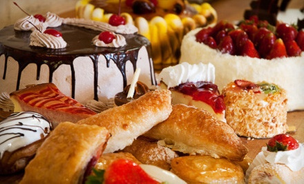 $3 for $6 Worth of Baked Goods at Rico Bakery & Cafe