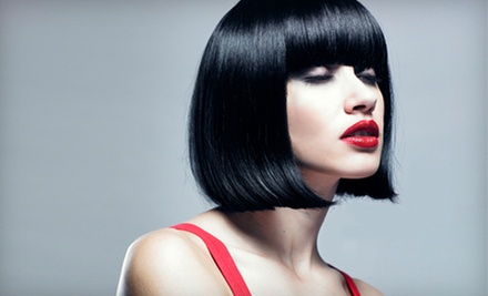 $65 for Color and Cut at Salon Serenity Hair Design