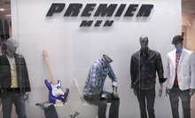 $45 for $80 at Premier Men
