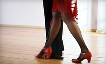 $5 for a Beginning Salsa Class at 6:45 p.m. at Dance Charisma